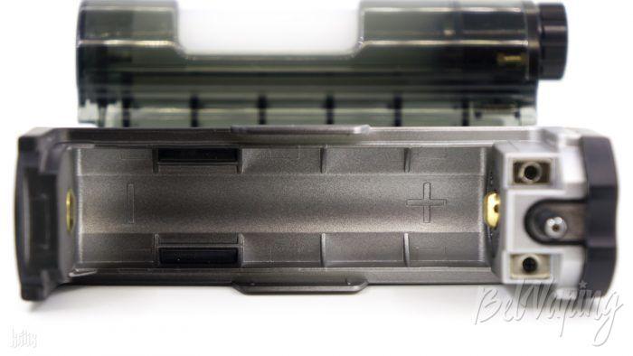 Батарейный отсек в Dovpo Topside Lite