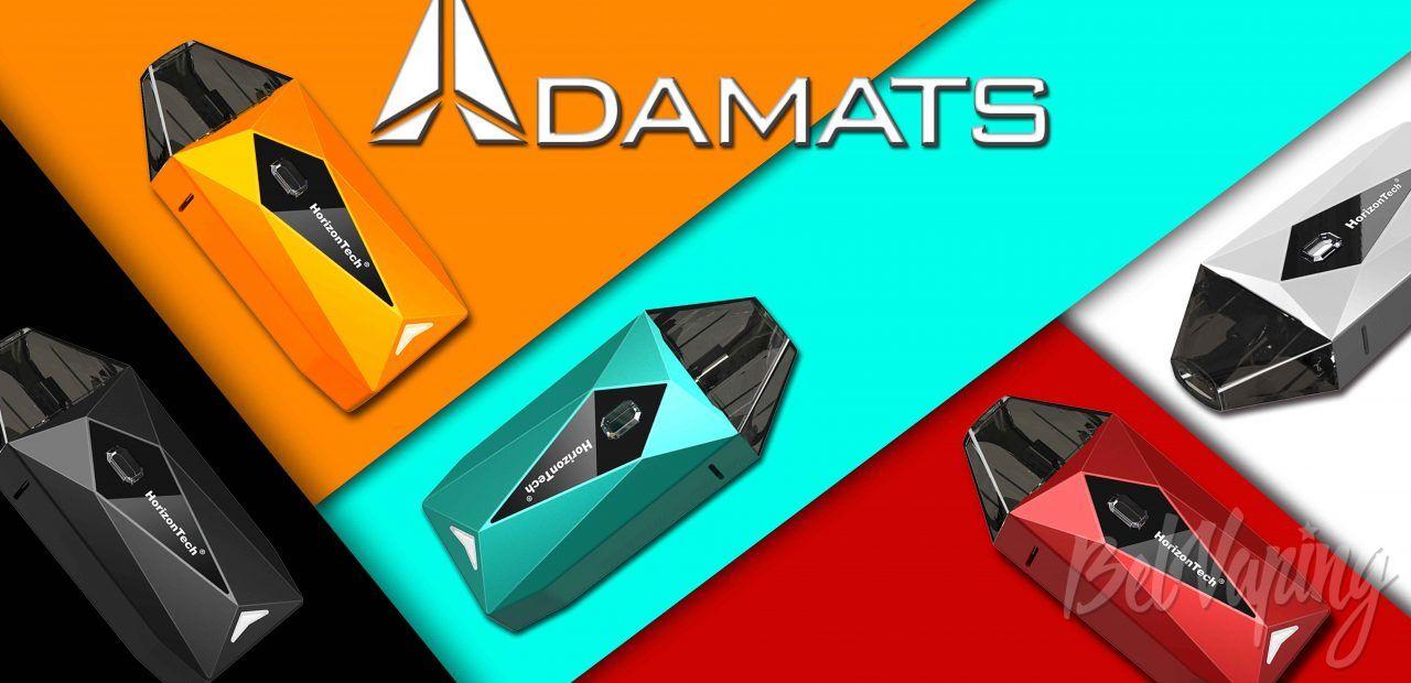 Horizon Adamats Pod. Первый взгляд