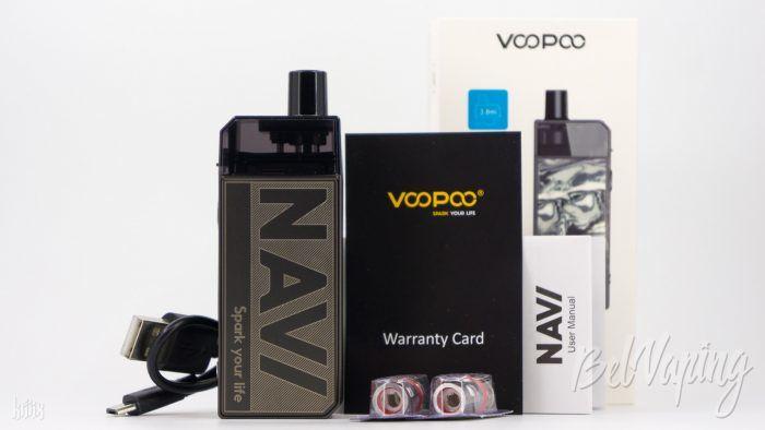 Комплектация NAVI Mod Pod Kit