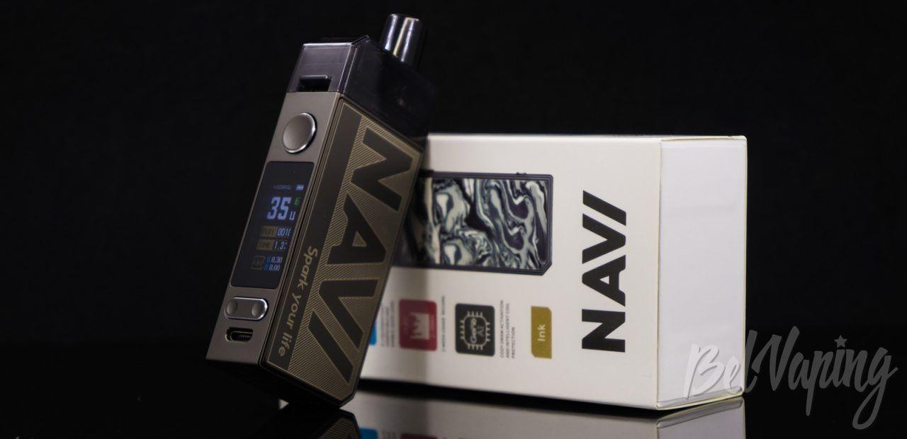 Обзор NAVI Mod Pod Kit от Voopoo
