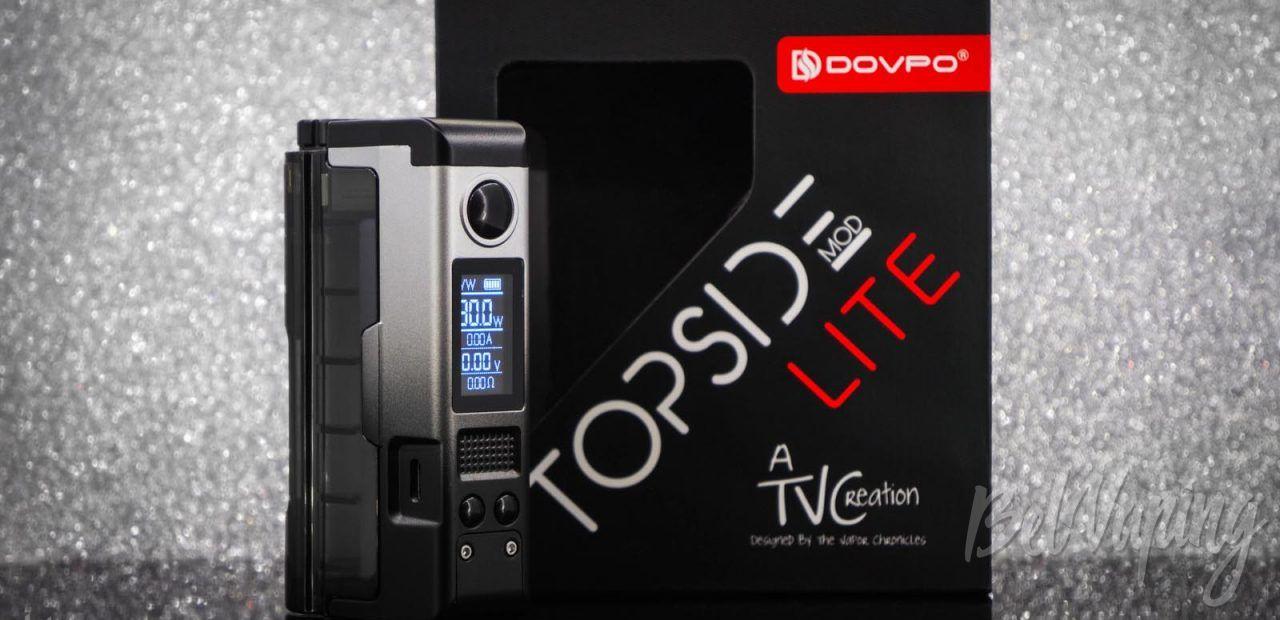 Обзор боксмода Dovpo Topside Lite