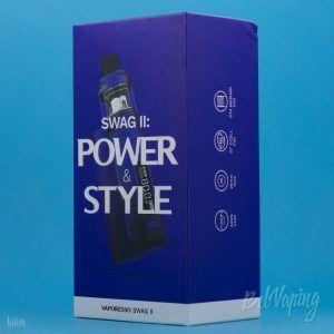 Упаковка набора SWAG 2 KIT