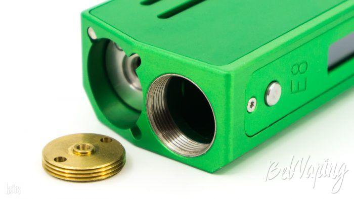 Крышка батарейного отсека Sunbox E8 Moonraker от SXK