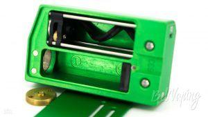 Батарейный отсек Sunbox E8 Moonraker от SXK