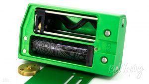 Установка аккумулятора в Sunbox E8 Moonraker от SXK