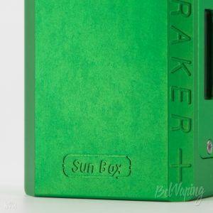 Покраска Sunbox E8 Moonraker от SXK