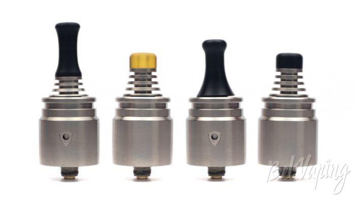 Vandyvape BSKR v2 MTL RDA - внешний вид
