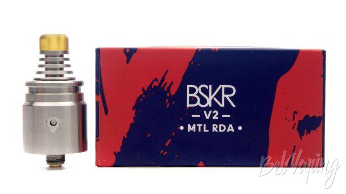 Обзор Vandyvape BSKR v2 MTL RDA