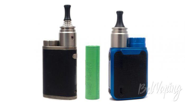 Vandyvape BSKR v2 MTL RDA - на боксмодах