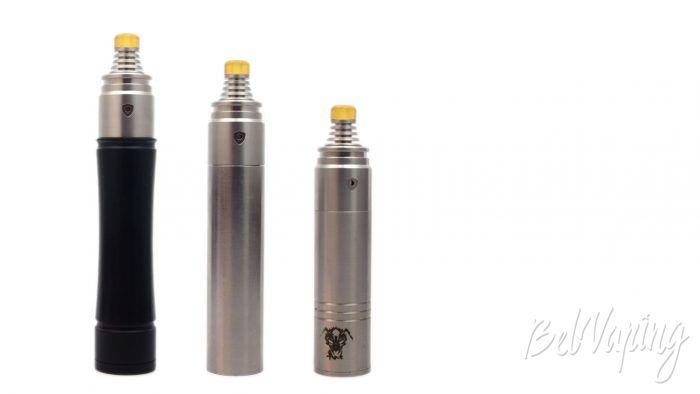 Vandyvape BSKR v2 MTL RDA - на мехмодах