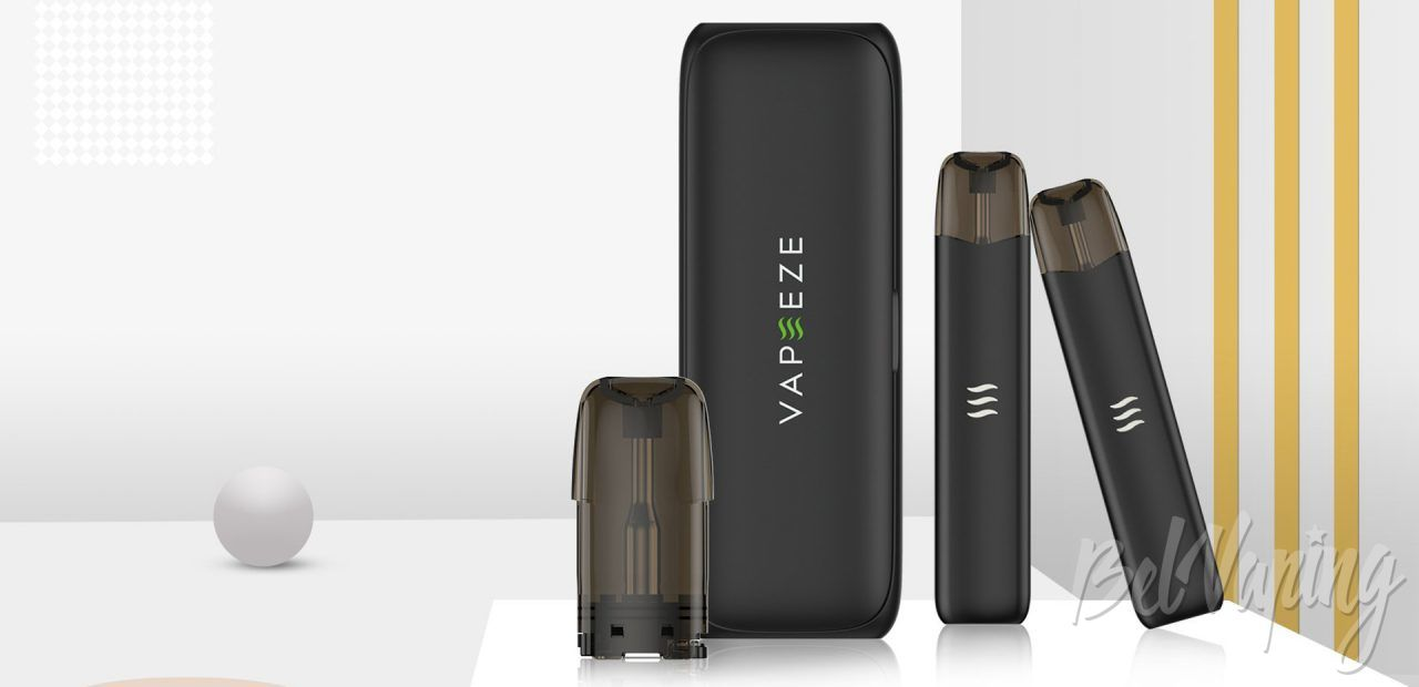 VapeEze Solice Pro Kit. Первый взгляд