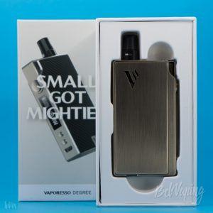 Упаковка Vaporesso DEGREE Pod Kit