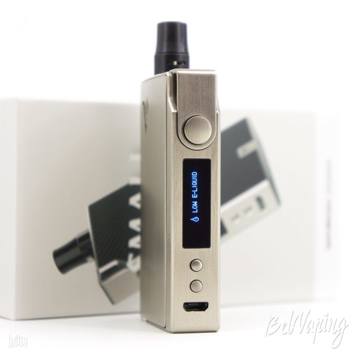 Защита от драйхита в Vaporesso DEGREE Pod Kit