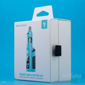 Упаковка набора Vaporesso Target Mini Kit