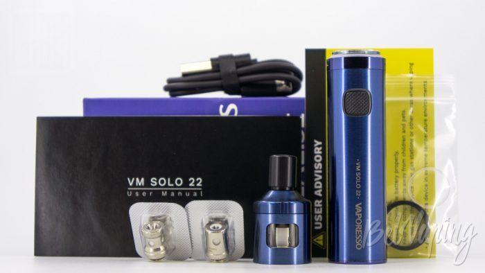 Комплект Vaporesso VM SOLO 22