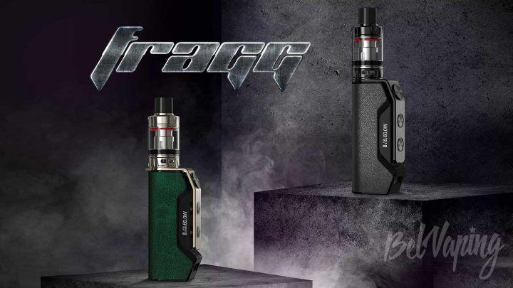 Vaptio FRAGG 60 Kit. Первый взгляд