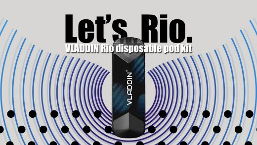 Vladdin RIO Disposable Pod. Первый взгляд