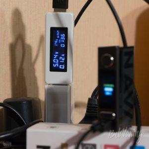 Время зарядки NAVI Mod Pod Kit от Voopoo