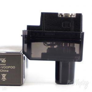 Уровень жидкости в картридже NAVI Replacement Pod Cartridge
