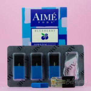 Упаковка картриджей AIME PODS для JUUL
