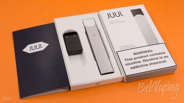 Комплект JUUL