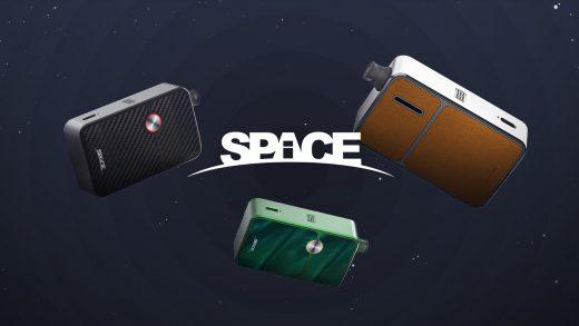 VapeOnly Space 60W Mod Pod. Первый взгляд