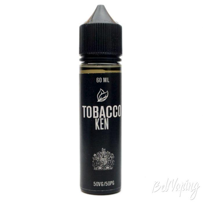 Жидкости TOBACCO от Wolves Liquid. Часть 2 - вкус Ken