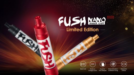 Acrohm Fush Nano Limited Edition. Первый взгляд