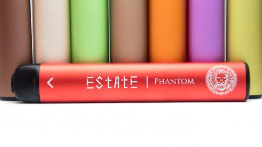 Обзор Estate PHANTOM. Одноразовая электронная сигарета