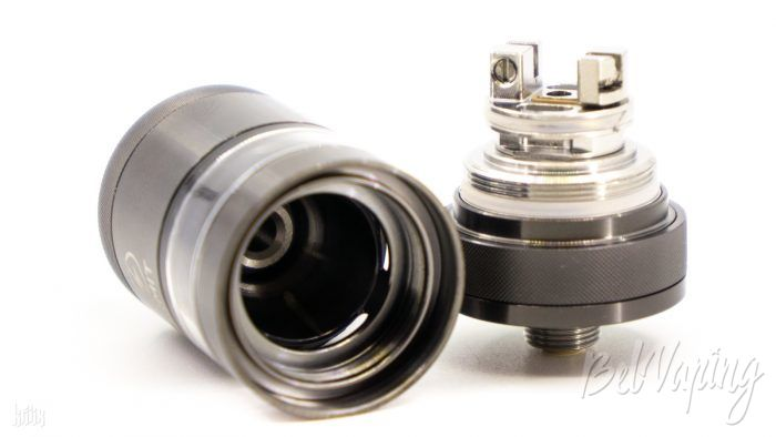 Купол испарительной камеры KIZOKU Limit MTL RTA