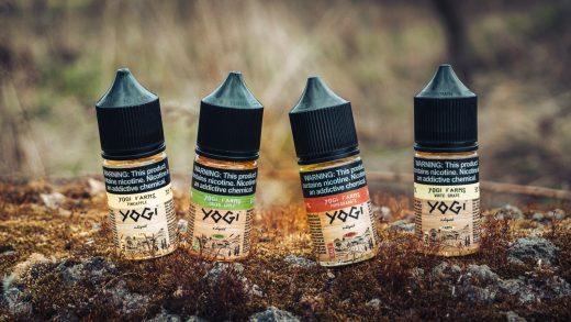 Обзор жидкости Yogi Farms Salts E-liquid