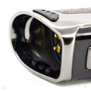 Заглушки для перекрытия обдува в Vaporesso Target PM80