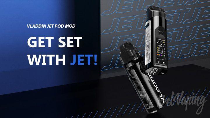 Vladdin Jet Pod Mod. Первый взгляд