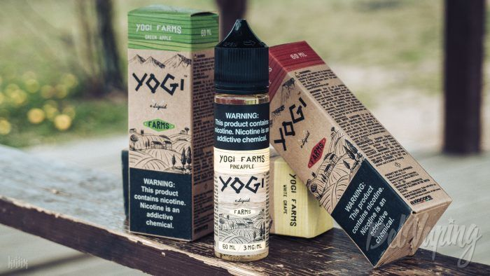 Жидкости Yogi Farms E-Liquid