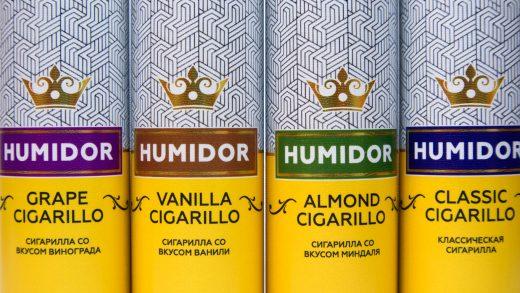 Обзор жидкости HUMIDOR от Red Smokers