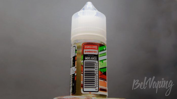 Жидкости INDOJUICE от OhmGirl