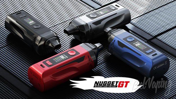 Artery Nugget GT. Первый взгляд