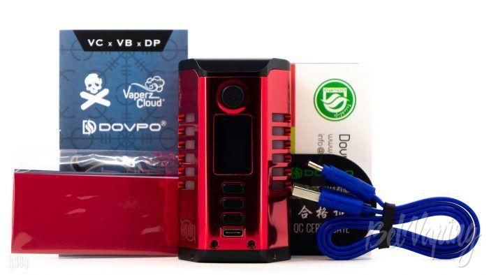 Комплект Dovpo Odin 200 Mod