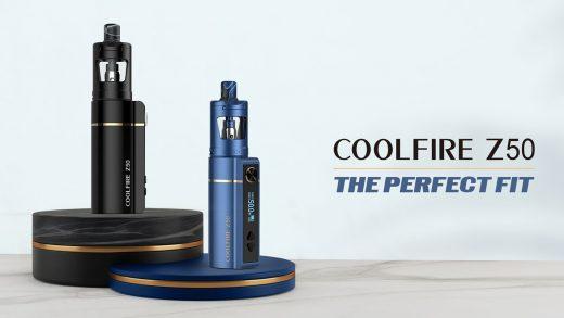Innokin Coolfire Z50. Первый взгляд