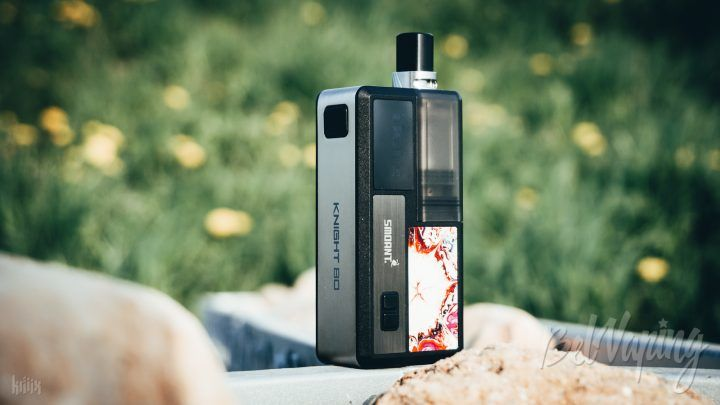 Обзор Smoant Knight 80 Kit