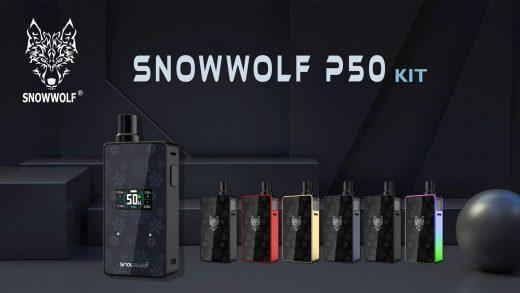Snowwolf P50 Kit. Первый взгляд
