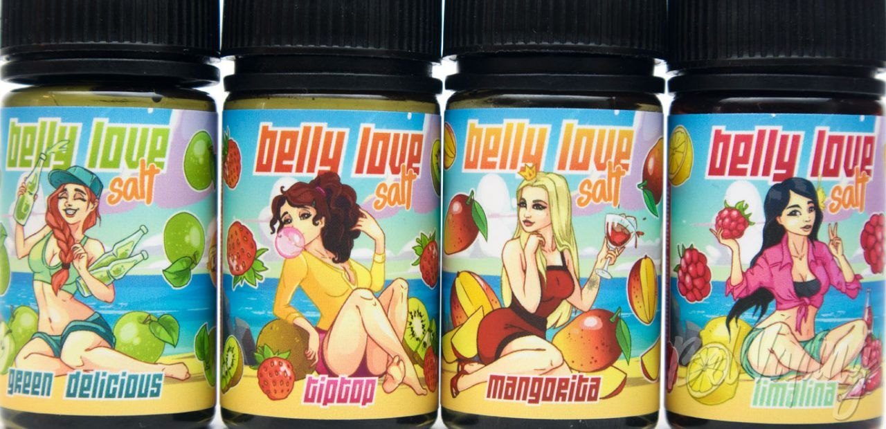Обзор солевой жидкости BELLY LOVE