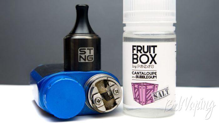 Солевые жидкости FRUIT BOX - описание вкусов и тестирование