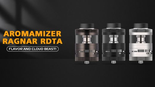 Steam Crave Aromamizer Ragnar RDTA. Первый взгляд