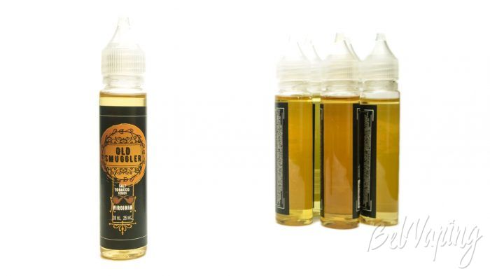 Табачные солевые жидкости OLD SMUGGLER - вкус VIRGINIA