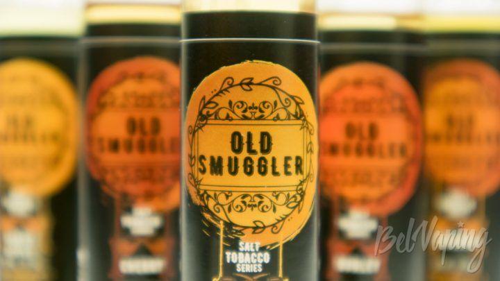 Обзор табачных солевых жидкостей OLD SMUGGLER от VB Juice