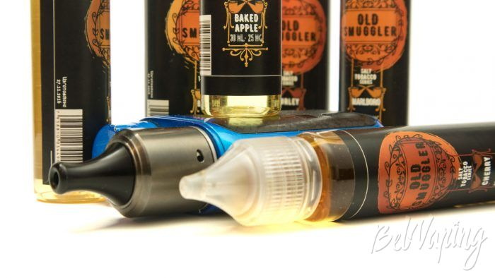 Табачные солевые жидкости OLD SMUGGLER - тестирование и описание вкусов