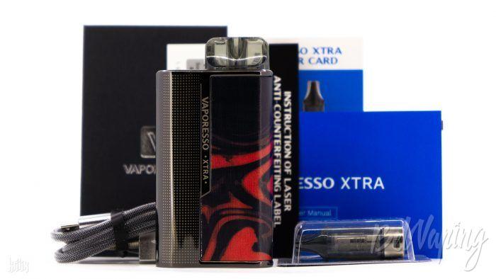 Комплект Vaporesso XTRA
