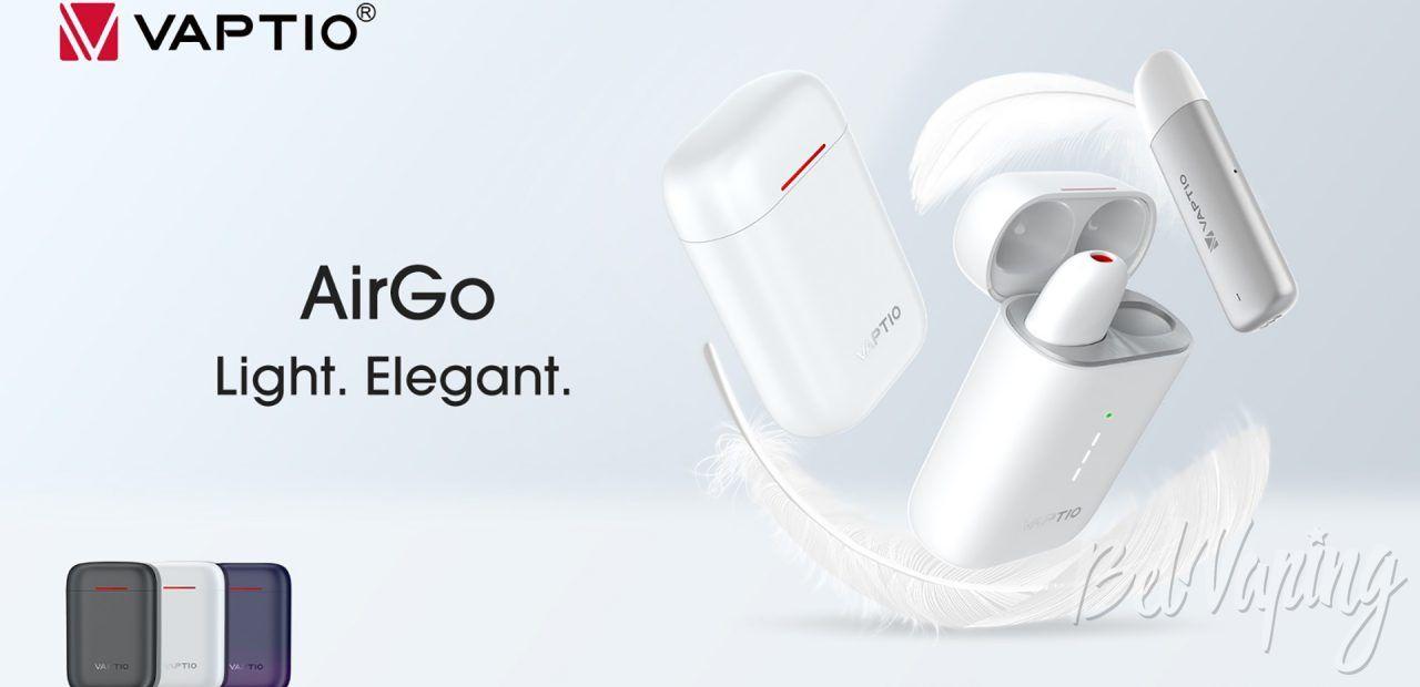 Vaptio AirGo Kit. Первый взгляд