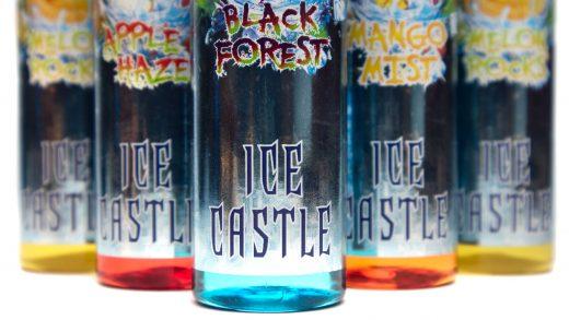 Обзор жидкости ICE CASTLE от MIXOLOGY by Romantic